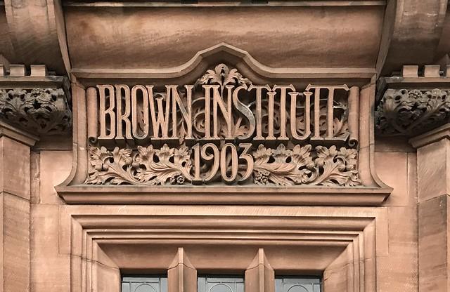 Brown Institute, Rinn Friù
