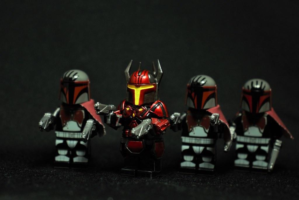 Mandalorian Supercommandos