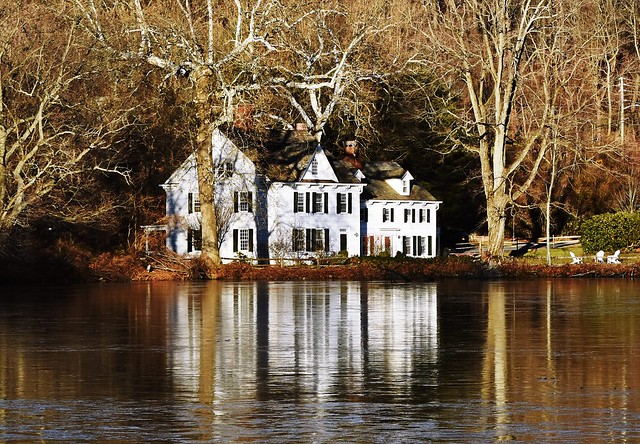 Laurel Hollow (near Cold Spring Harbor), Long Island, New York