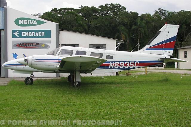 N6935C - Piper PA-34-200T Seneca II | SSKT