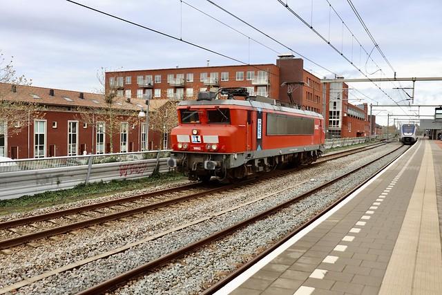 Railexperts 9902 te Houten Castellum 22 november 2020