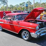 1957 Chevrolet Bel Air, Manatee Car Show