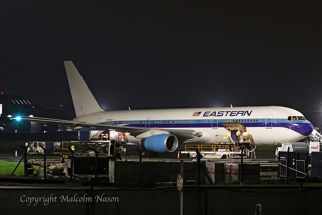 B767-336ER N703KW EASTERN AIRLINES