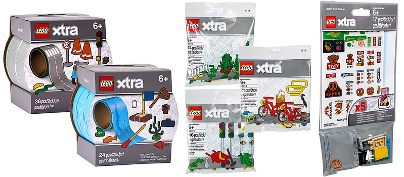 LEGO XTRA GG
