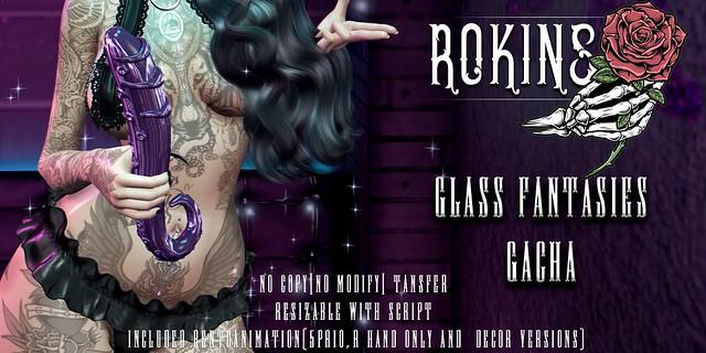 Glass fantasies Gacha