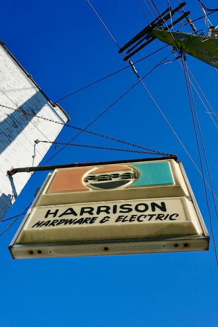 Harrison hardware and electric - Lucama, NC