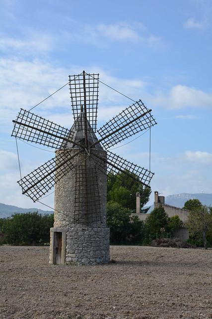 Majorcan Mill