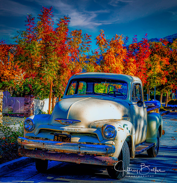 1950's Chevy Pick-Up-