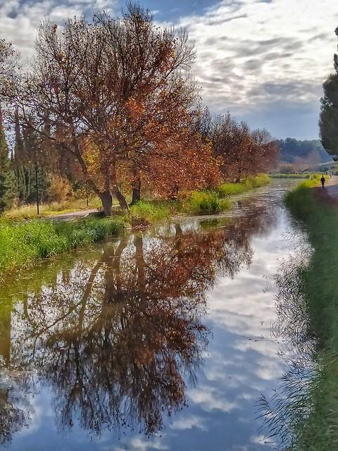 Espejo del Canal Imperial *In Explore*