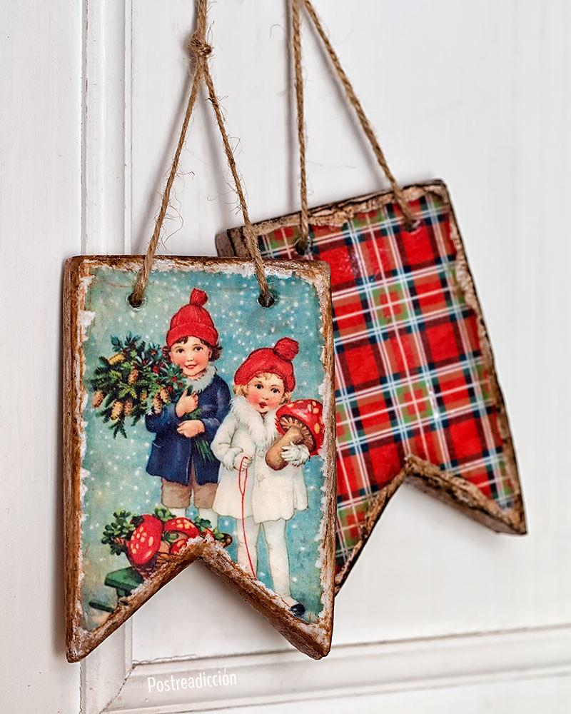 galletas oblea navidad