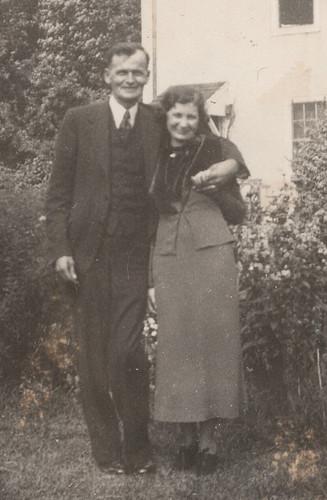 1935-John-O-Wilson_Miriam-Marshall-back-from-honeymoon