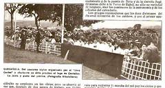 Concurs Hípic a Cerdanyola, 1918 (Retall de Premsa)