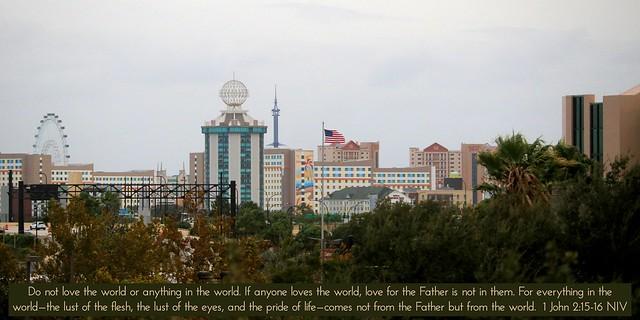 International Drive Skyline, Orlando, Orange County, Florida