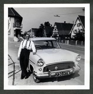 Ford Consul Mk II Saloon
