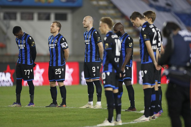 Moeskroen-Club Brugge 28-11-2020