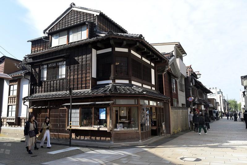 金沢東山茶屋街