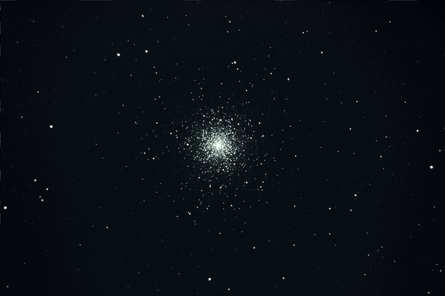 NGC 362 in the constellation Tucana taken from Suburbia