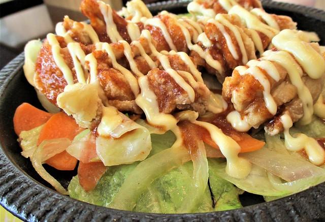 Sushi King piri piri chicken