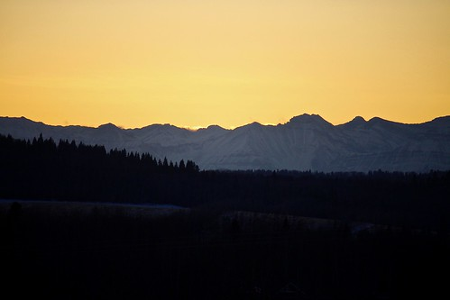 Sunset over Priddis | by JMacPherson