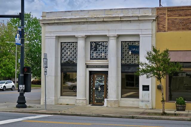 Former Bank, Sylacauga, AL