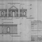 Китайгород - Варваринская церковь - УЖРП-1987-П341-АР-Р-10 PAPER600 [Вандюк Е.Ф.]