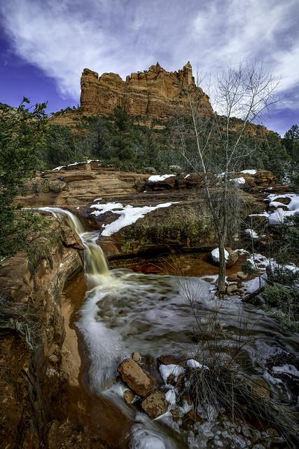 Seven Sacred Pools - Sedona Arizona