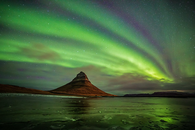 This time last year - Kirkjufell, Iceland