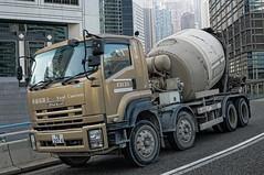 Hong Kong Transport - Trucks