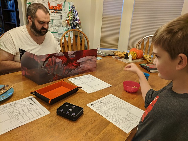 Benji's First D&D Adventure 2