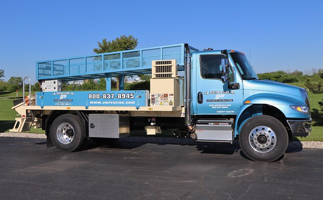 J.M. Pereira & Sons, Inc. Concrete Truck