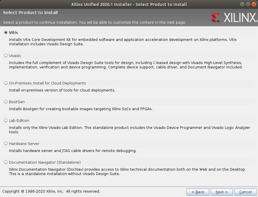 Download Xilinx Vitis Core Development Kit 2020.1 x86 x64 full license
