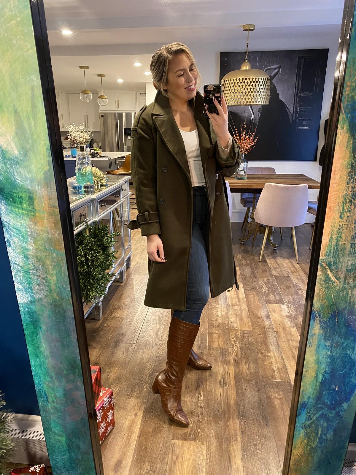 Naturalizer Melanie Wide Calf Boots