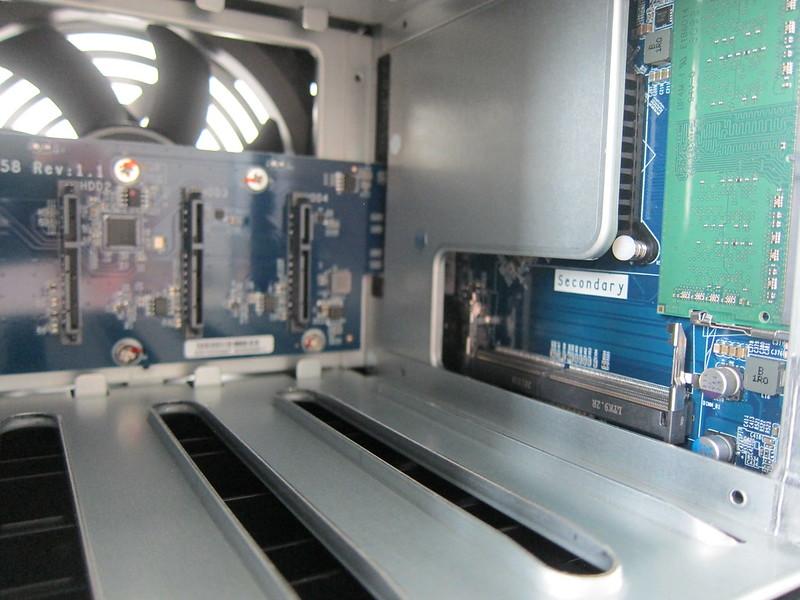 QNAP TS453D - RAM