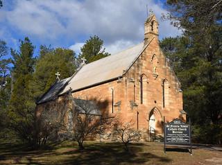 St Francis Xavier Catholic Church, Berrima, NSW.