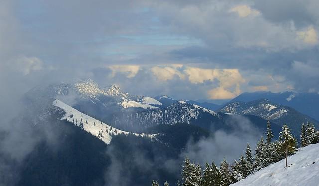 Kochel - Between Clouds