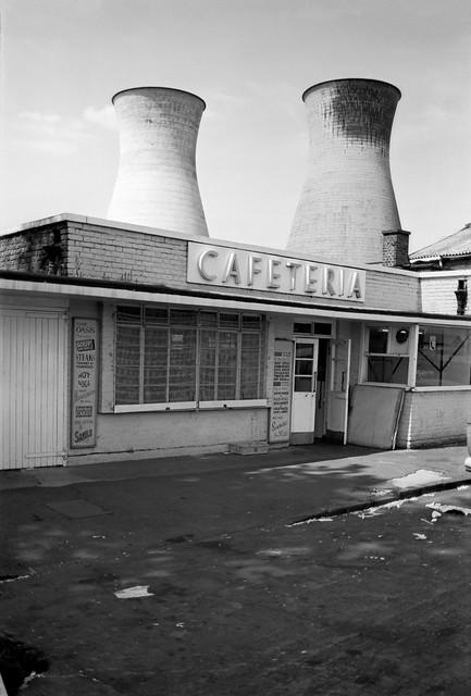 Oasis, Cafeteria, Cafe, Bidder St, West Ham, Newham, 1983 36v-12_2400