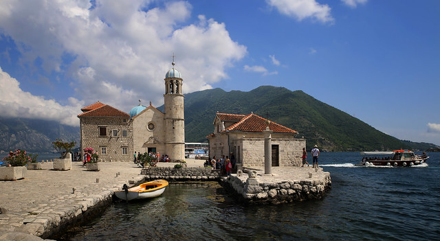 Montenegro's Our Lady Of The Rocks