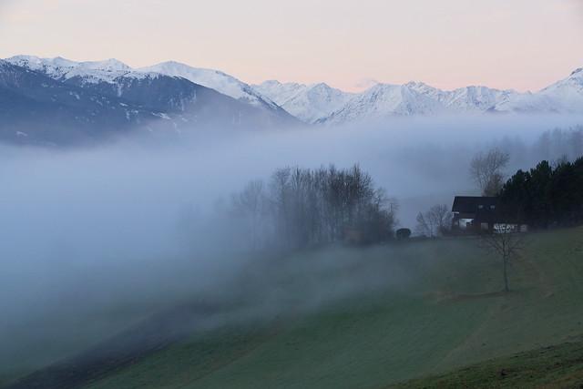 Herbstmorgen - Arzl/Innsbruck