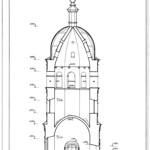Китайгород - Варваринская церковь - УЖРП-1987-П341-ЭП-22 BW PAPER600 [Вандюк Е.Ф.]