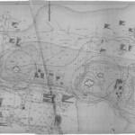Китайгород - Варваринская церковь - УЖРП-1987-П341-ЭП-16 Фрагмент 1 Генплан PAPER600 [Вандюк Е.Ф.]