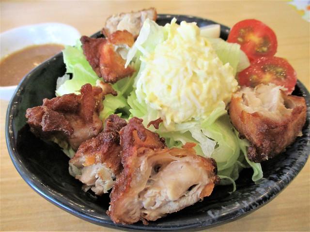 Sushi King salad