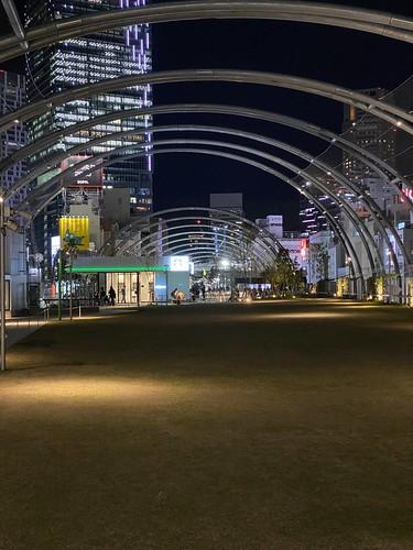 宮下公園 miyashita park 2020/11/28