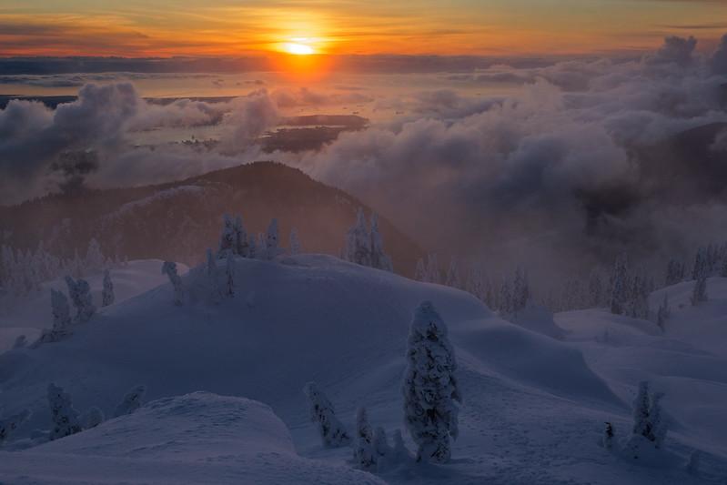Mount Seymour, 28 Nov 2020