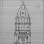 Китайгород - Варваринская церковь - УЖРП-1987-П341-АР-Р-06 PAPER600 [Вандюк Е.Ф.]