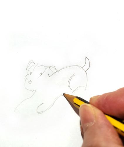 Vague sketch