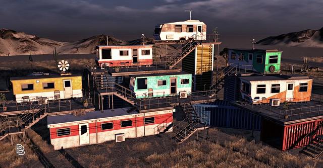 Caravan Colony  973