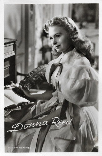 Donna Reed in Green Dolphin Street (1947)