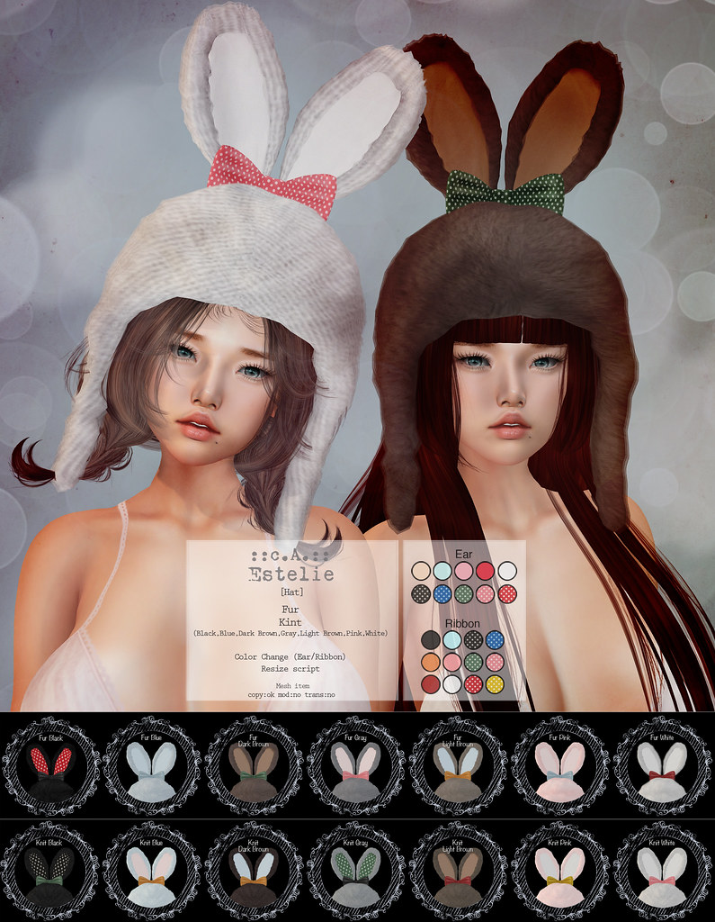 ::c.A.:: Estelle [Hat]