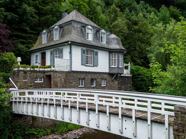 Belle maison a Montjoie (Monschau)