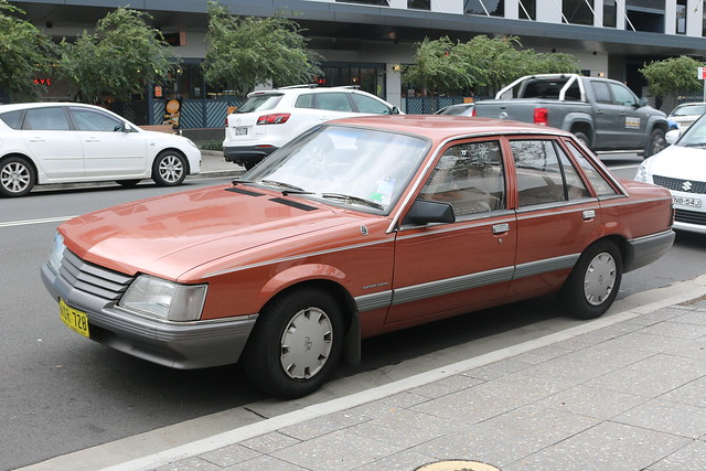 1985 Holden Commodore (VK) Ei